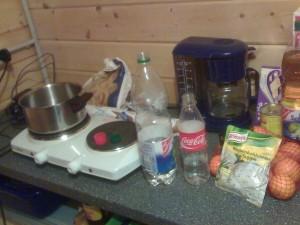 Suppenküche - Geräte