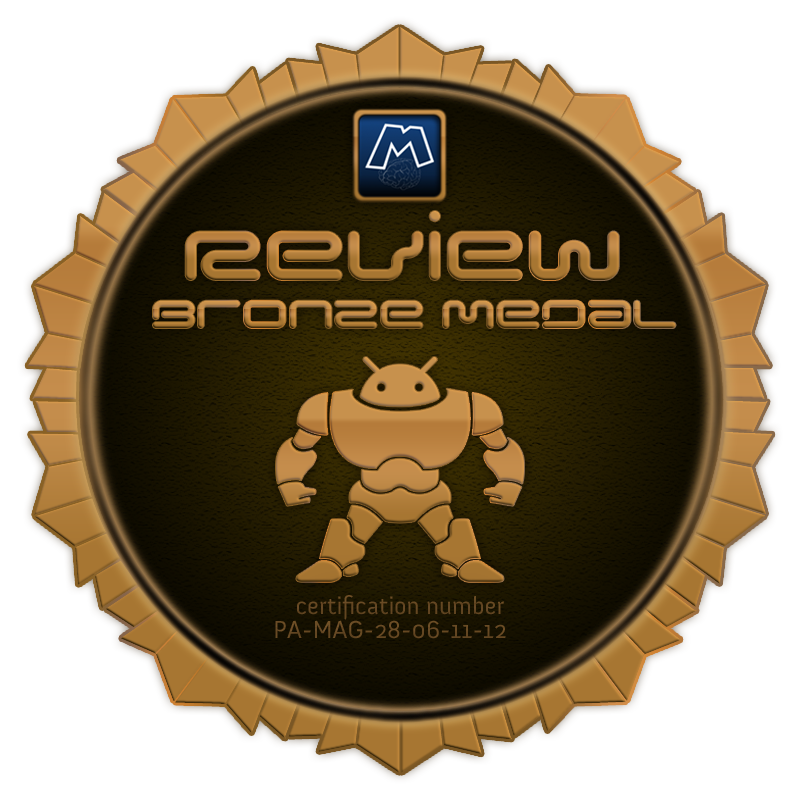 #12 Memory Review Bronze Medal