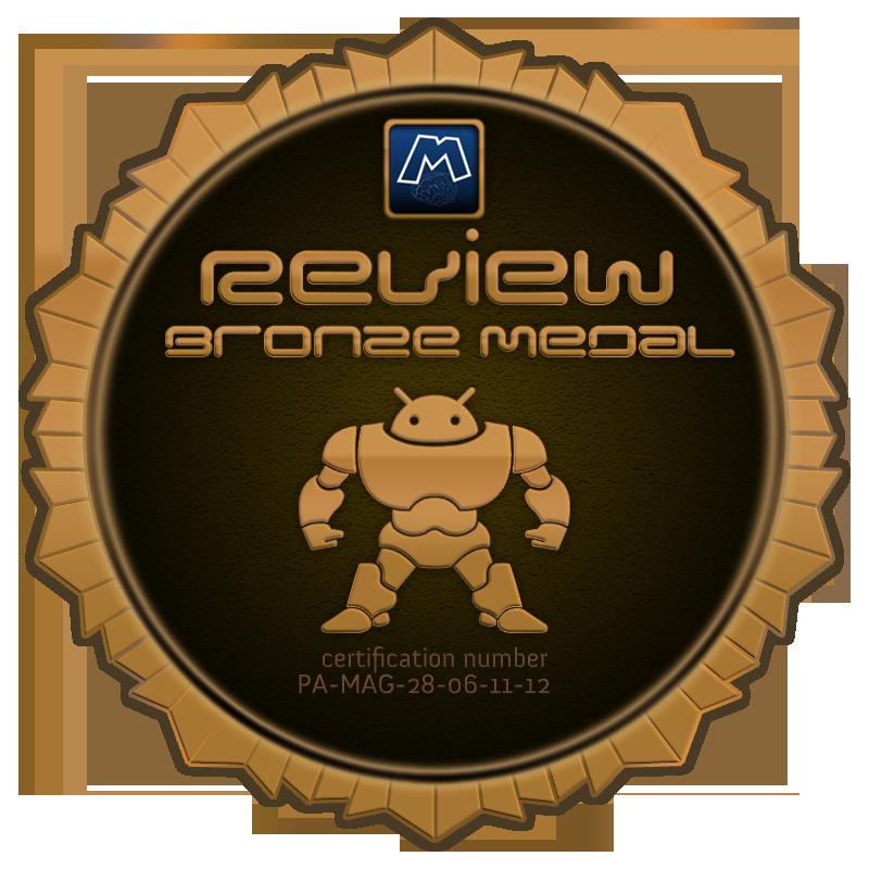 #12 Memory Review Bronze Medal