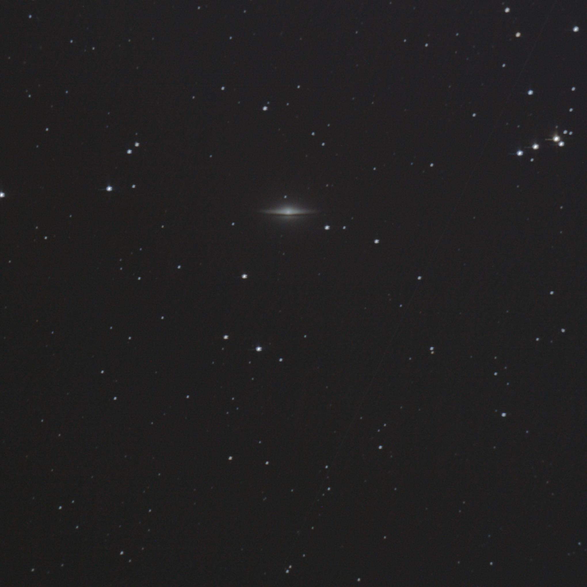 M104 - Sombrero Galaxy